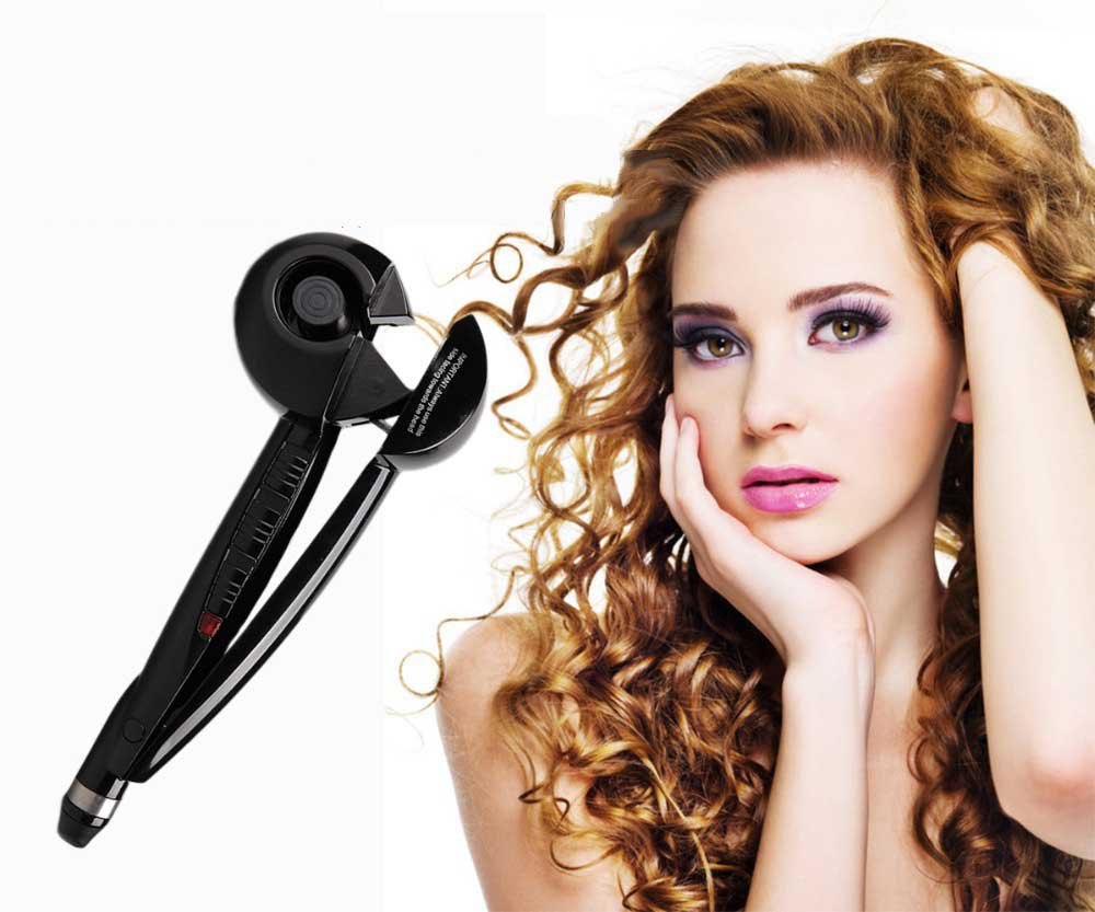 Different Style Of Curls Use The Right Curling Iron
